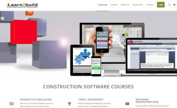 ilearn2build - Courses in construction software